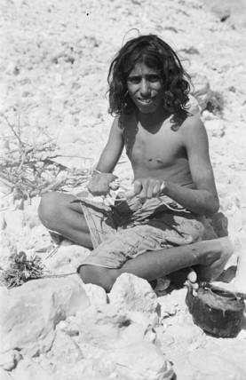Portrait of Salim bin Kabina