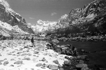 River in the Ishkoman valley