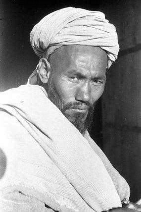 Hazara man