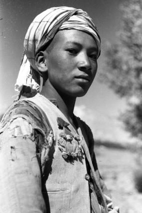 Hazara boy