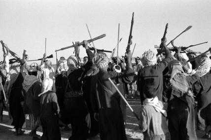 Al bu Muhammad men dancing