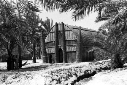 Mudhif belonging to Hatim bin Mauzan