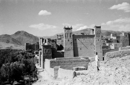 Kasbahs at Ghasat