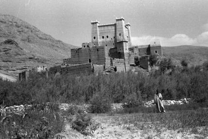 Kasbah at Aït Hamed