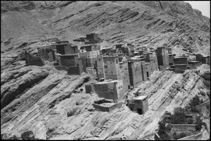 Houses at Aït Hamed