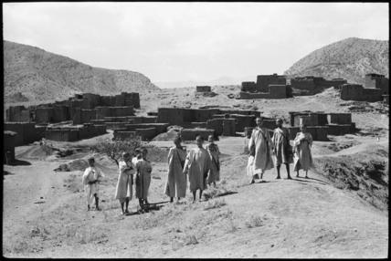 Children at Aït Ayoub