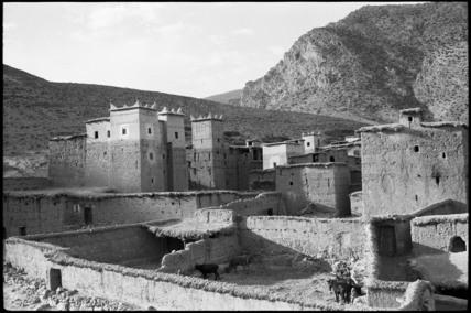 Kasbah at Amejgag