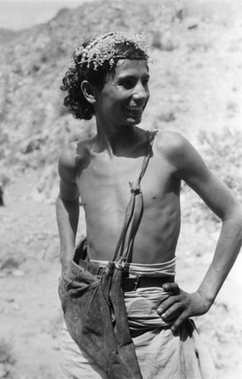 Bani Malik boy