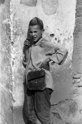 Berber boy