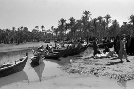 Boats at Fuhud