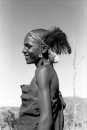 Portrait of Lawi Leboyare