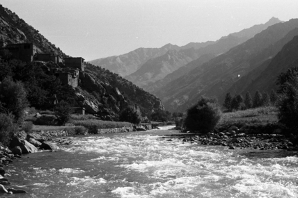 Houses at Puchal in the Ramgul valley