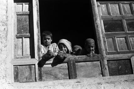 Nuristani children