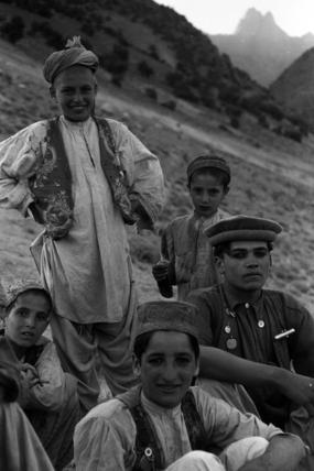 Nuristani boys