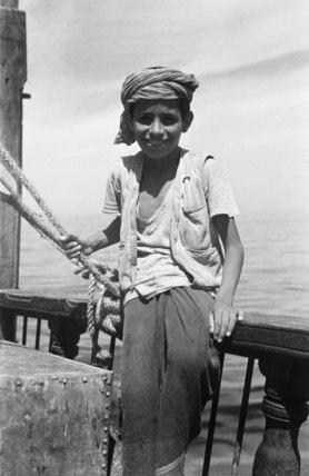 Iranian sailor