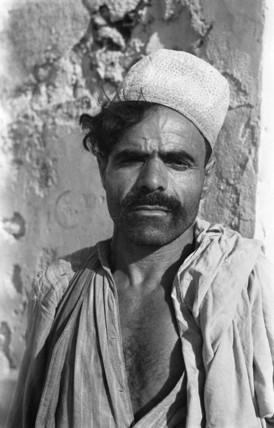 Iranian porter