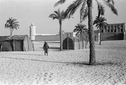 Fort at Abu Dhabi