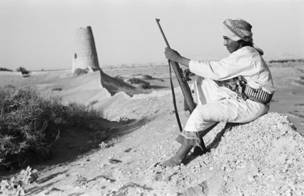 Salim bin Ghabaisha at Buraimi