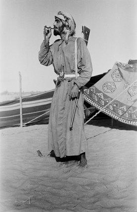 Sheikh Zayed's retainer
