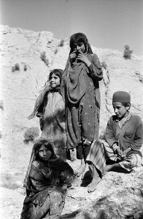 Bakhtiari children