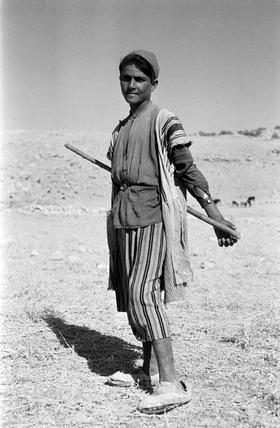 Bakhtiari boy