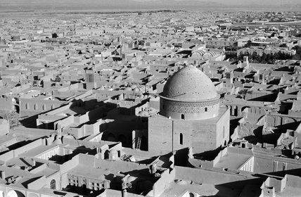 Buildings at Yazd