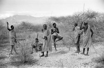 Turkana men