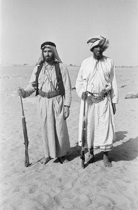 Portrait of Sheikh Zayed