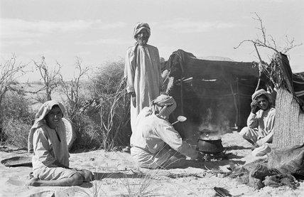 Manasir encampment