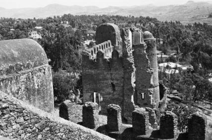 Castle at Gondar