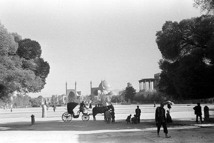 Maidan-i Shah in Isfahan