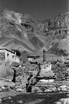 Shrine in Ladakh
