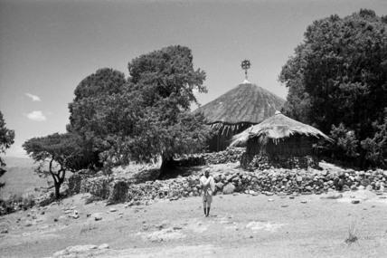 Church of King John at Magdala