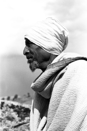 Amhara man
