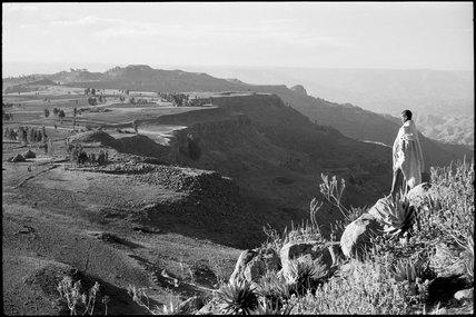 Escarpment north of Tanta