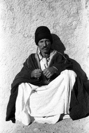 Yazidi elder