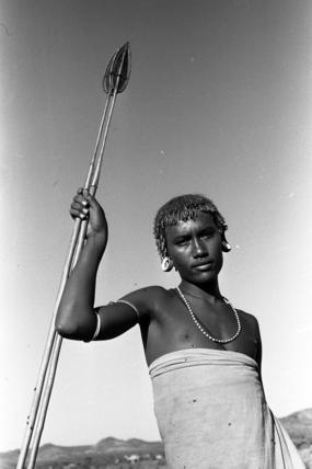Portrait of a moran