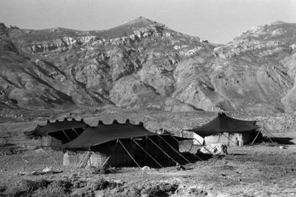 Mungur encampment