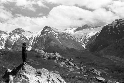 Qandil mountains
