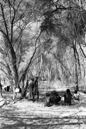 Group near Turkwel River