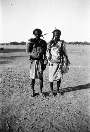 Moussa Hamma and Muhammad Sirage