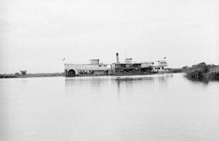 Nile steamer Kereri