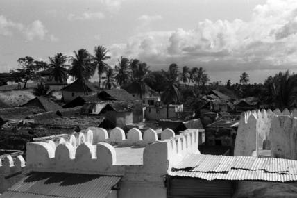View of Lamu