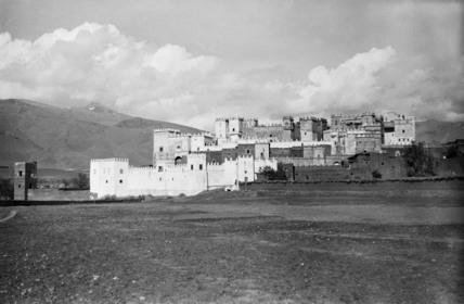 Kasbah at Telouet