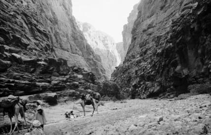 Nanamsena gorge