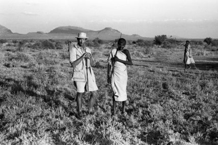 Wilfred Thesiger and Lokuyie