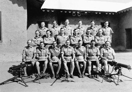 Officers of the Sudan Defence Force