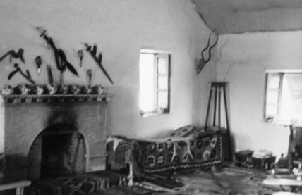 Thesiger's house at Kutum