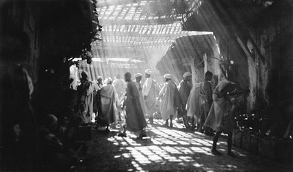 Souk in Fez