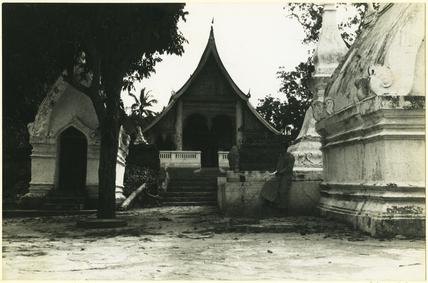 Temple at Louangphrabang